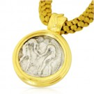 Pamphylia Coin Pendant