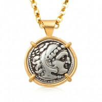 Alexander The Great Pendant