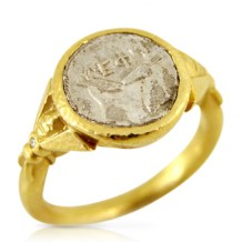 Facing Stags Ring