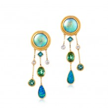 Abalone Earrings