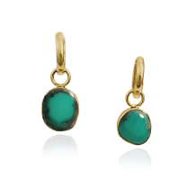 Turquoise Ear Charms