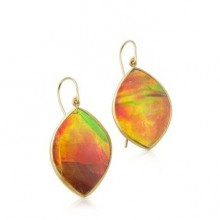 Ammolite Earrings