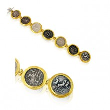 Chariot Coin Bracelet