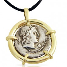 Apollo Coin Pendant