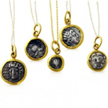 Mini Coin Pendants