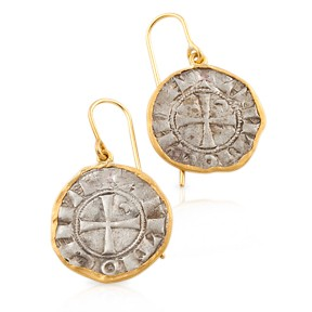 Crusader Earrings