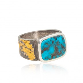New Mexico Turquoise Ring