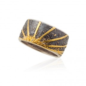 Gold Dust Ring